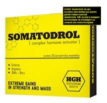 759 - Somatodrol (30 Caps)
