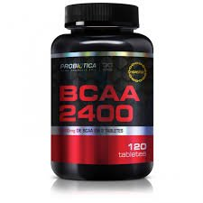 BCAA 2400 (120 Caps)