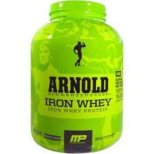 Arnold Iron Whey (2,270kg)