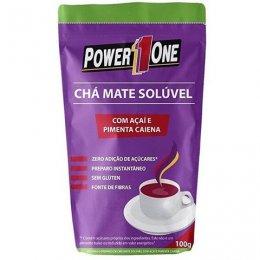 Chá Mate c/ Açaí e Pimenta Caiena (100g)