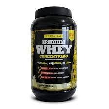 Iridium Whey Concentrado (900g)
