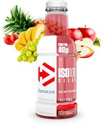 Iso 100 Clear Drink Fruit Punch (591 ml)