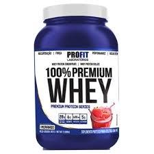 100% Premium Whey (900g)