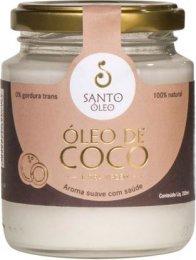 Óleo de Coco Extra Virgem (200 ml)